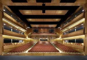 The Main Theatre, The Burlington Performing Arts Centre, Burlington — MT