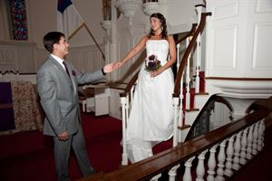 Bronze Wedding Package, New Creation Photography, Fayetteville — Couple