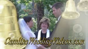 "Carolina Wedding Videos, Clayton — On your ""Once-In-A-Lifetime"" wedding day there is no ""take-two"".  Experience not only matters, but is THE critical consideration when selecting your videographer.  With the latest in HD video equipment and 30-years of fulltime video production experience, we can take one very important item off your ""worry-list"".