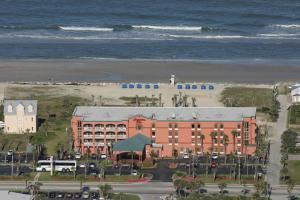 Hampton Inn St. Augustine Beach, Saint Augustine — Our Oceanfront Hampton Inn St. Augustine Beach.