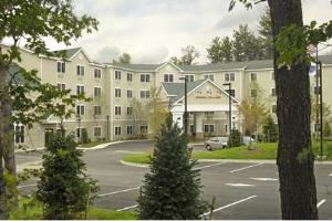 Hampton Inn & Suites North Conway, North Conway — Hotel Exterior