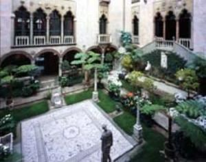 Entire Museum, Isabella Stewart Gardner Museum, Boston