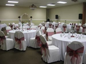 Deluxe Wedding/Party Venue Package For 100 guests, CH Banquet Hall, Marietta