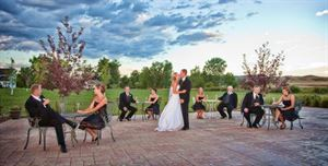 Wedding Package, Chancey's Event Center, Huntley — Wedding at Chancey's