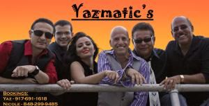 The Yazmatic's, Monroe Township — The Yazmatic's - A High Energy Top 40 dance/Party band!!