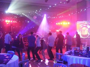 Ceremony and Reception With Dance Lights, AJ Productions - DJ Birmingham, Birmingham