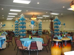 Basic Wedding/Party Package for 100 Guests, CH Banquet Hall, Marietta