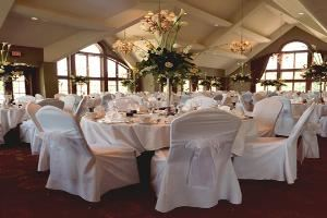 Banquet Room, Glen Oaks Golf Course And Banquet Center, Farmington