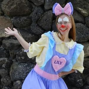 Lily the Clown, La Mesa — Fun Entertainment for Birthday Parties and Special Events!