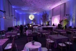 Orchid Wedding Package, Samuel Riggs IV Alumni Center, College Park
