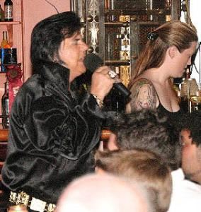 John King - Elvis Impersonator, Phoenix