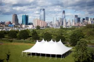 Lawn, Liberty Science Center, Jersey City — Lawn Space