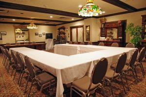 Meeting Room, Executive House Hotel, Victoria