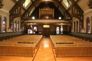 Sisters of Loretto Chapel, Colorado Heights University, Denver