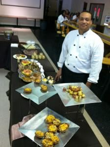 Muffulettas Catering and Personal chef service, Charleston