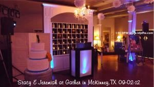Silver Wedding DJ Package, i DJ DFW, Cedar Hill — Silver Wedding Example