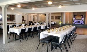 Reception with Catering Option - Chicken Cordon Bleu, Edison Street Events, Salt Lake City — Edison Street Dining Hall