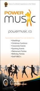 Power Music, Mount Pearl