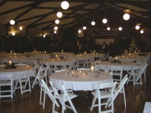 Dining Hall (Saturday or Sunday in November, December or January), Camp Letts, Edgewater