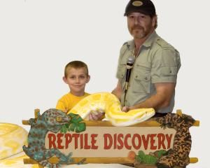 Reptile Discovery Programs, Plant City