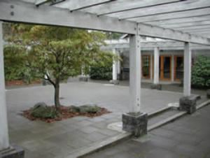 The Patio, University of Washington Botanic Gardens, Seattle