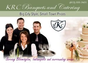 KRC Banquets and Catering, Bloomington