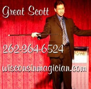 Milwaukee Magician -- Great Scott, Milwaukee
