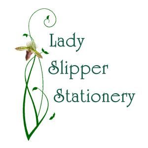 Lady Slipper Stationery