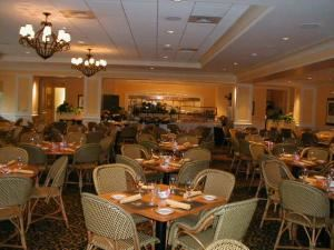Grille Room, Indian Spring Country Club, Boynton Beach
