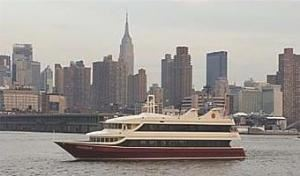 Atlantica, NY Boat Charter, New York