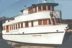 Eastern Star, NY Boat Charter, New York