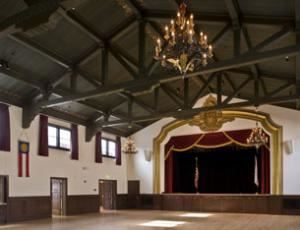 Veterans Memorial - 6-Hour Hall Rental, Veterans Memorial Building, Pleasanton