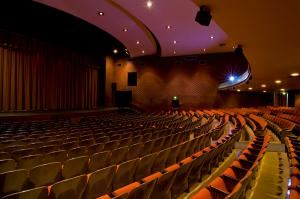 Theater, Colorado Heights University, Denver