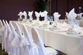 Platinum Wedding Reception Package, Holiday Inn Knoxville West at Cedar Bluff, Knoxville — Wedding Headtable