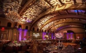 Ballroom Lighting Package, AMP Audio Visual, Philadelphia — Ballroom Lighting