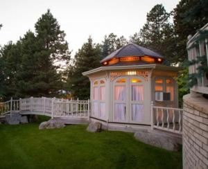 Cinderella Gazebo, Black Hills Reception And Rentals, Rapid City