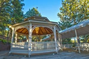 Grand Gazebo, Black Hills Reception And Rentals, Rapid City