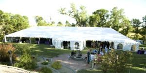 Tent, Black Hills Reception And Rentals, Rapid City