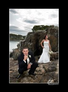 Lenka Flaherty Photography, Kittery — Stage NEck Inn YORK ME wedding photographer