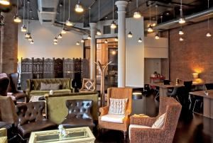 The Lounge @WeWork, New York