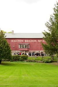 Halton Region Museum, Milton — Ideal for weddings, celebrations, meetings, team building and receptions...