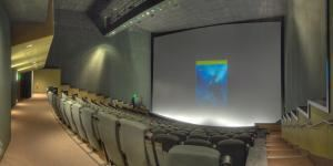 IMAX Theatre, National Infantry Museum and Soldier Center, Columbus — This fantastic theatre offers an impressive place to have business meetings or private film showings when the theatre is otherwise dark. The screen is 5 stories tall!