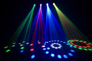Deluxe Package for  100 to 500 Guests, Century Enterprises - DJ & Emcee Services, Lake Mary — Light Show