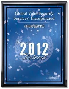 Global Valet Security Services, Detroit