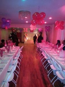 6 Hour Baby Shower Package., Exotic Caterers, Brooklyn — Additional Decorating