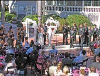 PACKAGE 'D' Plaza Ceremony & Plaza Reception , La Dolce Vita Historic Heritage Square, Oxnard