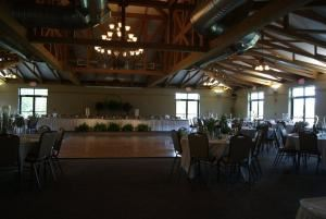 Banquet Hall, Grand Vue Park, Moundsville