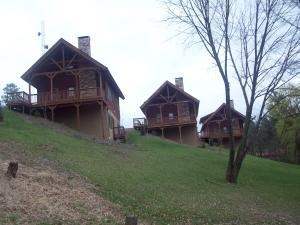 Cabins, Grand Vue Park, Moundsville