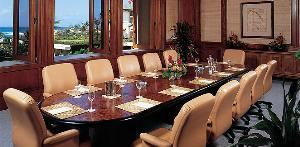 Regency Boardroom, Grand Hyatt Kauai Resort & Spa, Koloa — Board meetings in Paradise