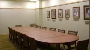 Union Presidents Conference Room, Manchester University, North Manchester